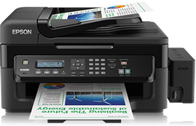 Epson WorkForce L550
